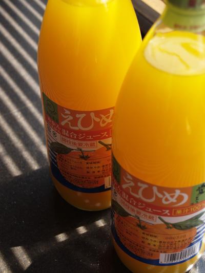 オレンジジュース02