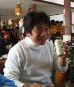 まずはビールだよね