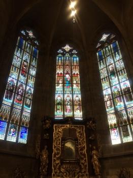 プラハ城聖ビート教会