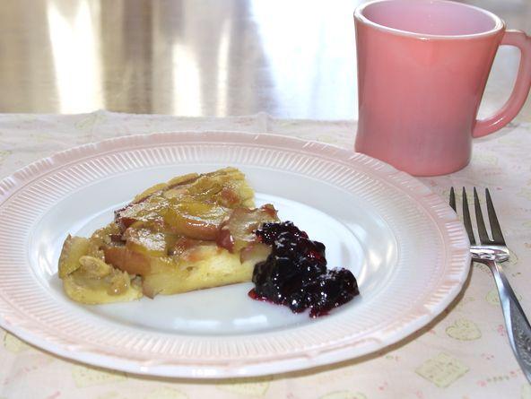 アップルケーキ2