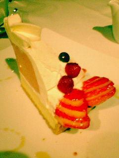 コムサケーキ1