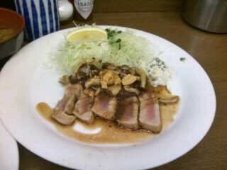 鮪のトロステーキ.JPG