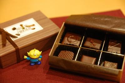 チョッコレート♪チョッコレート♪