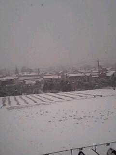 2008関東初雪