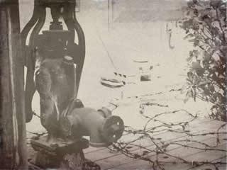 幕末古写真 井戸