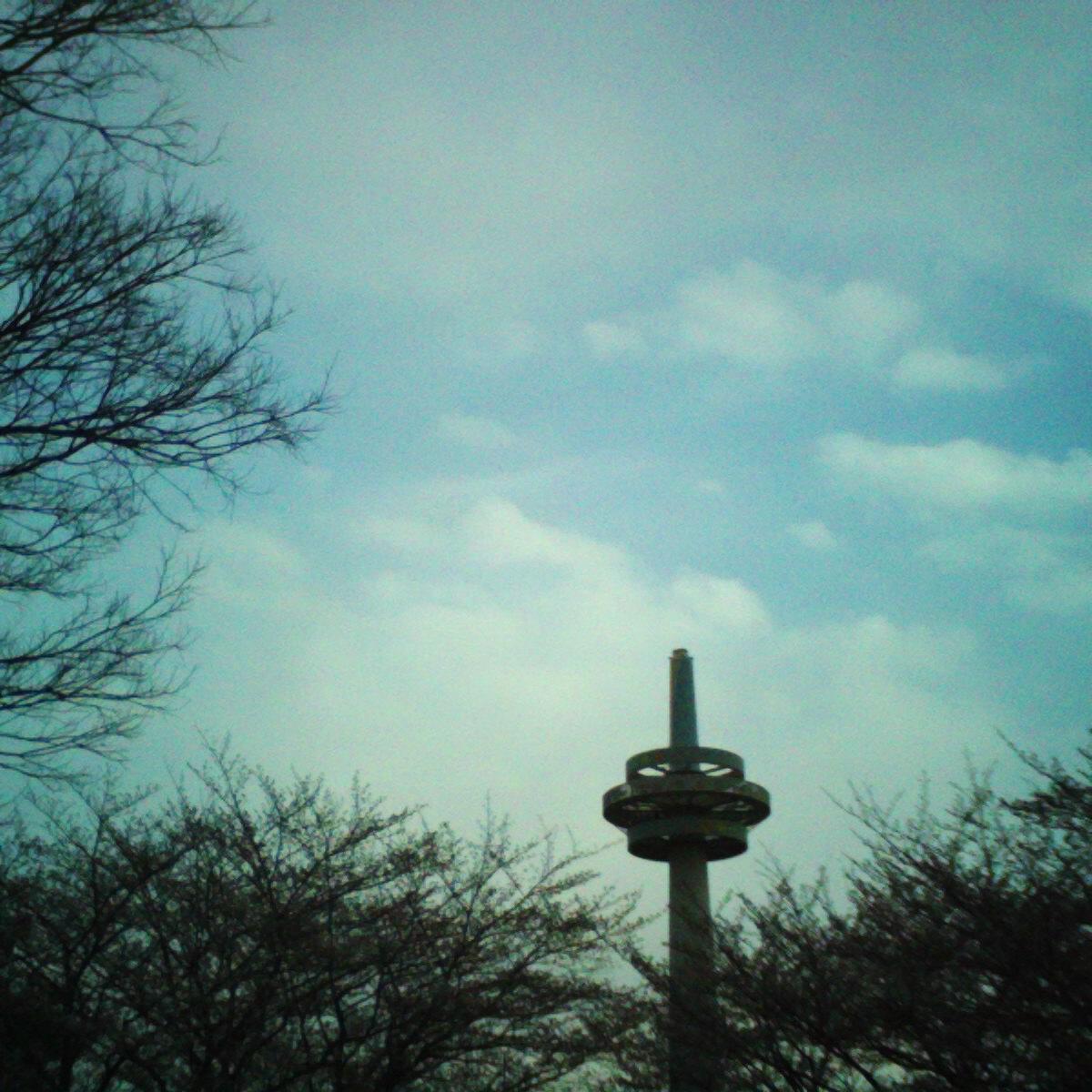航空公園・塔