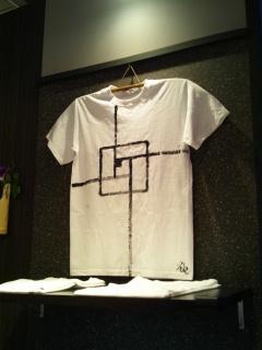 戦国鍋RQくん四畳半Tシャツ
