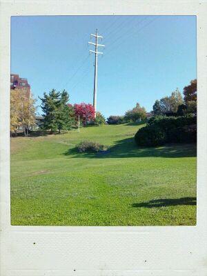 水曜どうでしょうの聖地・平岸高台公園