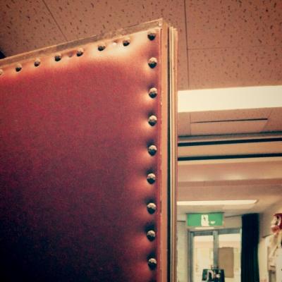 スカラ座のドア