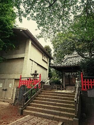 川越・鴉山稲荷神社