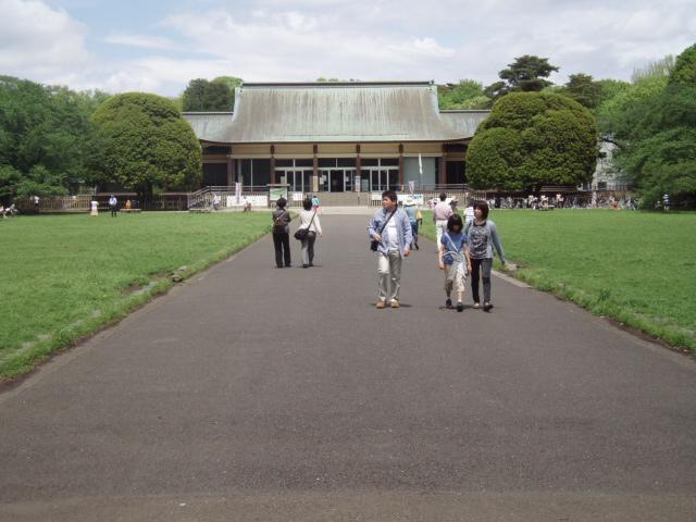 緑の小金井公園
