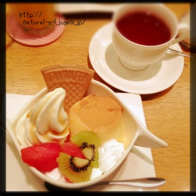 京橋の喫茶店