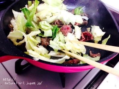 晩ご飯を作る!