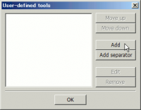 VS2010 - User-defined tools - 01