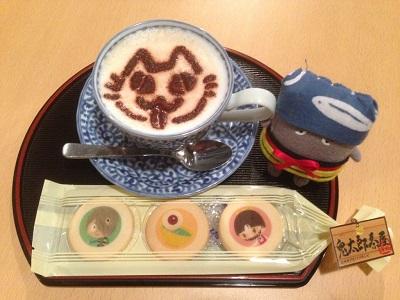 猫舌コーヒー&クッキーセット