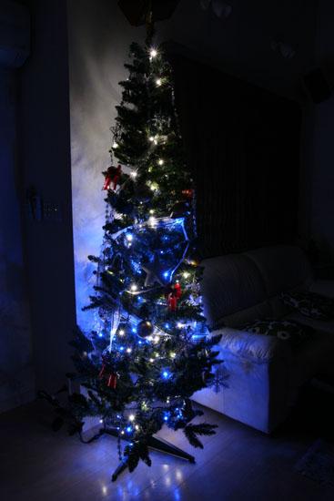 我が家のクリスマスツリー(2)