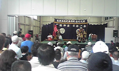 江津のやぐら2008