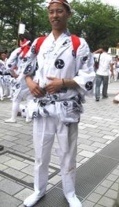 小田原北條祭り(一斗)