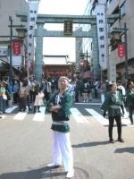 神田祭2009-寺西一斗