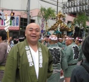 2009浅草三社祭01