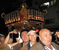 鳥越祭 2009