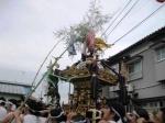 本宿八坂神社祇園祭神輿