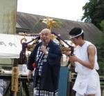本宿八坂神社祇園祭奉納芸