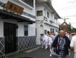 本宿八坂神社祇園祭仁勇前