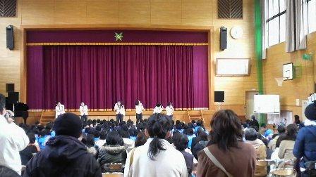 星野小生活発表会