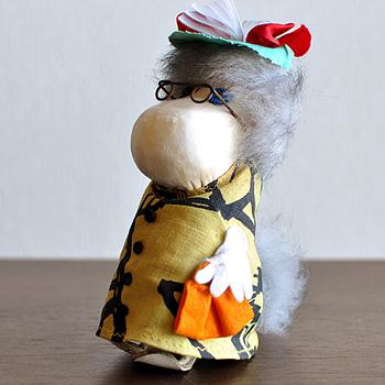 ATELIER FAUNI ヘムレンおばさん人形