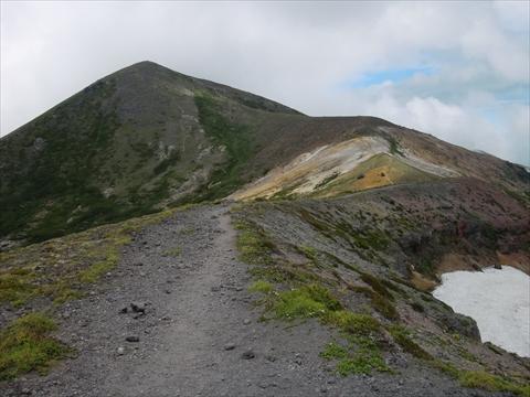 160810-71稜線.JPG