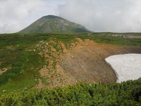 160904-14北海岳へ.JPG
