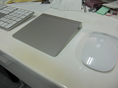 Apple Magic Mouse&Magic Trackpad