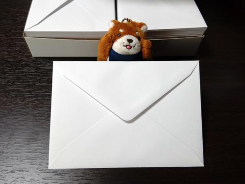 洋2封筒(ダイヤ貼り)