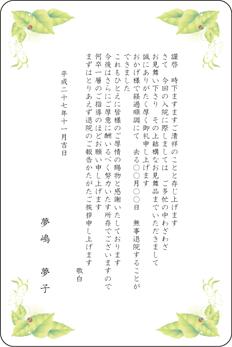 単カードデザイン<CT1004>