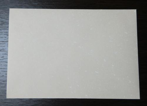 フェザーワルツ象牙 洋2小封筒 表面