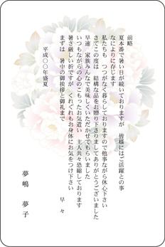 単カードデザイン<CT1020>