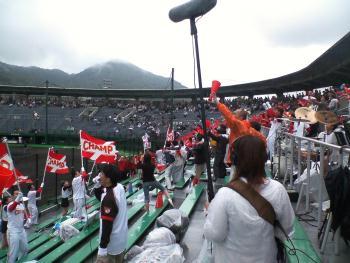 円山球場2