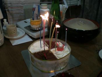 ケーキだべっし!