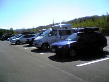 10Pound駐車場