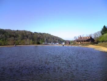 10pound 2つめの大きな池