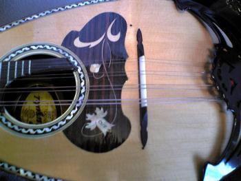 suzuki mandolin No206 その7