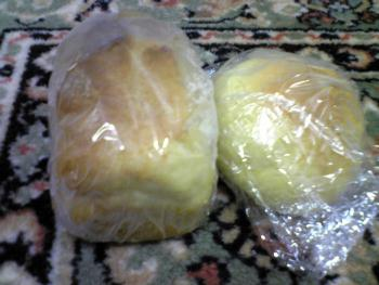 Y田さん 自家製パン