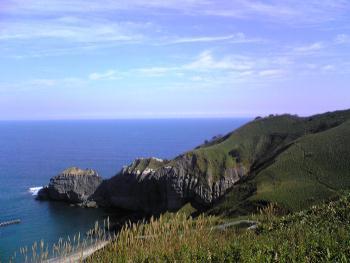 地球岬付近の風景 2