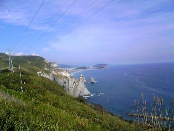 地球岬付近の風景 3