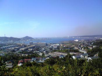 地球岬付近の風景 4