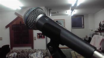 SHURE BETA 58A VOCAL