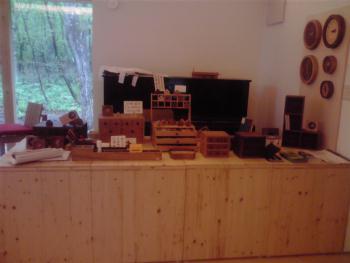 イコロの森 木工品
