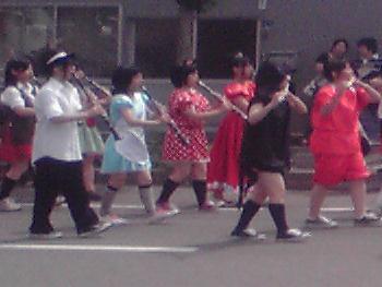 学校祭パレード 1