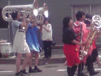 学校祭パレード 2